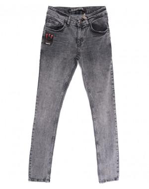 0309 Snow wash grey Sparta джинсы мужские молодежные серые весенние стрейчевые (28-34, 7 ед.)