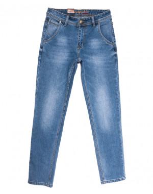2201 Longli джинсы мужские синие весенние стрейчевые (29-38, 8 ед.)