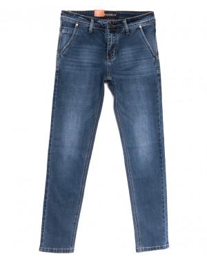 59931 Moshrck джинсы мужские синие весенние стрейчевые (29-36, 8 ед.)