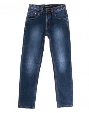 59937 Moshrck джинсы мужские синие весенние стрейчевые (29-38, 8 ед.)