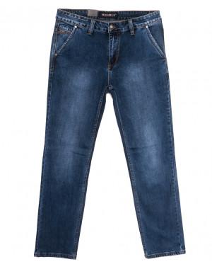 59936 Moshrck джинсы мужские синие весенние стрейчевые (29-36, 8 ед.)