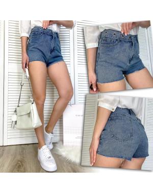 8512 Meiyiran шорты джинсовые женские котоновые (M-XL, 6 ед.)