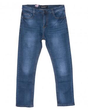 5322 Dervirga джинсы мужские синие весенние стрейчевые (29-38, 8 ед.)