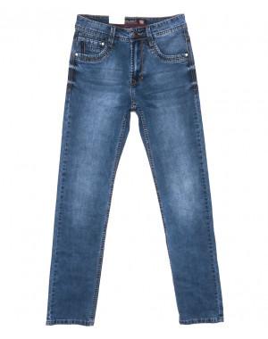 9402 Baron джинсы мужские синие весенние стрейчевые (29-38, 8 ед.)