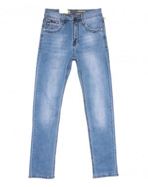 9433 Baron джинсы мужские синие весенние стрейчевые (29-38, 8 ед.)