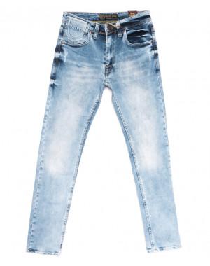 6853 Redcode джинсы мужские синие весенние стрейчевые (29-36, 8 ед.)