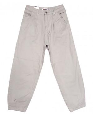 3437 серые Xray джинсы-баллон весенние коттоновые (26-31, 6 ед.)