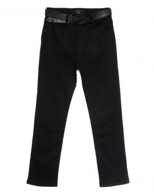 9740 Dimarkis Day джинсы женские батальные черные осенние стрейчевые (31-38, 6 ед.)