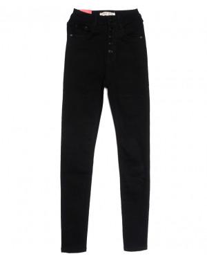 5257 Forest Jeans джинсы женские черные осенние стрейчевые (25-30, 6 ед.)
