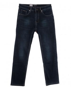 1094 Pаgalee джинсы мужские полубатальные на флисе синие зимние стрейчевые (32-36, 8 ед.)