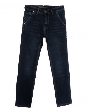 1067 Pаgalee джинсы мужские на флисе синие зимние стрейчевые (29-38, 8 ед.)