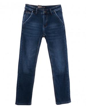 1099 Pаgalee джинсы мужские на флисе синие зимние стрейчевые (29-38, 8 ед.)