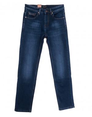 1070 Pаgalee джинсы мужские на флисе синие зимние стрейчевые (30-38, 8 ед.)