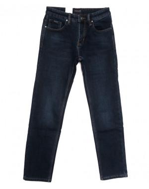 1042 Pаgalee джинсы мужские на флисе синие зимние стрейчевые (30-38, 8 ед.)