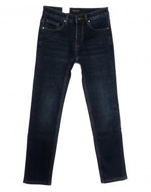 1052 Pаgalee джинсы мужские на флисе синие зимние стрейчевые (29-38, 8 ед.)
