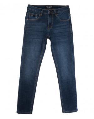 8200 Mаrk Walker джинсы мужские на флисе синие зимние стрейчевые (29-38, 8 ед.)
