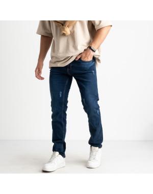 0104 Cold Play джинсы синие мужские стрейчевые (8 ед.размеры: 29.30.31.32/2.33.34.36)