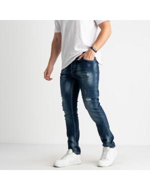 0210 S.Republic джинсы синие мужские стрейчевые (10 ед.размеры: 29.30/2.31/2.32/2.33.34.36)