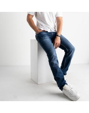 9535 Br.Baron джинсы голубые мужские стрейчевые (8 ед.размеры: 27.28.29.30.31.32.33.34)
