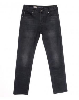 9342 God Baron джинсы мужские серые осенние стрейчевые (30-38, 8 ед.)