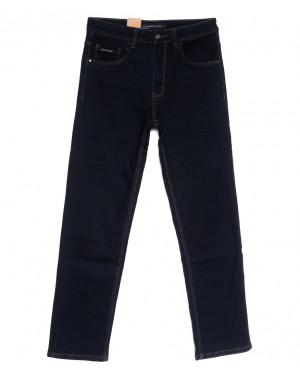 1039 LS джинсы мужские полубатальные темно-синие осенние стрейчевые (32-38, 8 ед.)