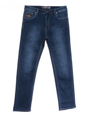 1613 Bagrbo джинсы мужские синие осенние стрейчевые (29-38, 8 ед.)