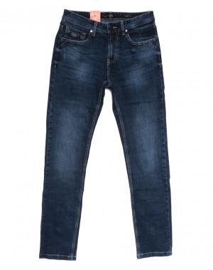 0913-3 R Relucky джинсы мужские синие осенние стрейчевые (29-38, 8 ед.)