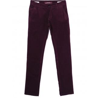 0014-0010 LS вишня (27-34, молодёжка 8 ед.) брюки мужские весенние не тянутся LS: артикул 1075211