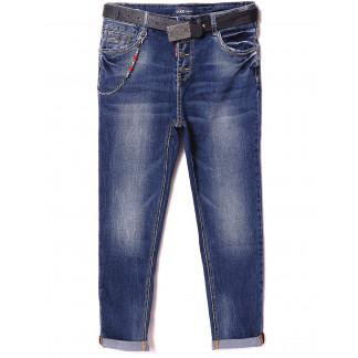 6007-2 Like (28-33, полубатал 6 ед.) джинсы женские весенние стрейчевые Like: артикул 1075322