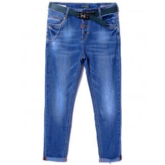 8096-2 Victory (28-33, полубатал 6 ед.) джинсы женские весенние стрейчевые Victory: артикул 1075354