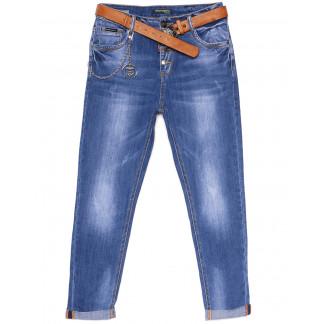 8101-2 Victori (28-33, полубатал 6 ед.) джинсы женские весенние стрейчевые Victory: артикул 1075853