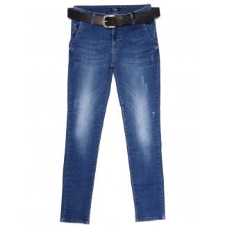 9323-В-570 Colibri (28-33, полубатал 6 ед.) джинсы женские весенние стрейчевые Colibri: артикул 1076002