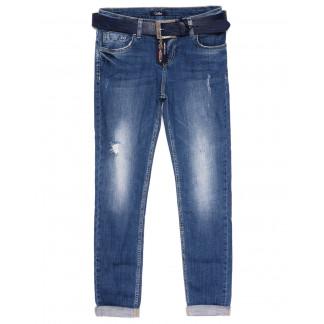 9319-В-566 Colibri (28-33, полубатал 6 ед.) джинсы женские весенние стрейчевые Colibri: артикул 1076003