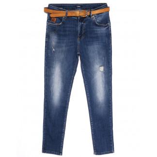 9310-В-566 Colibri (30-36, батал 6 ед.) джинсы женские весенние стрейчевые Colibri: артикул 1076039