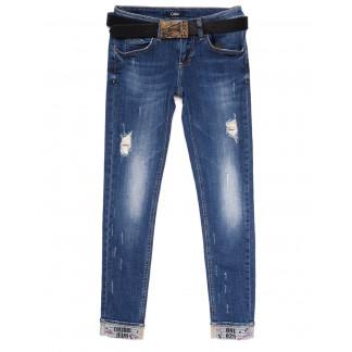 9336-566 Colibri (25-30, 6 ед.) джинсы женские весенние стрейчевые Colibri: артикул 1076096