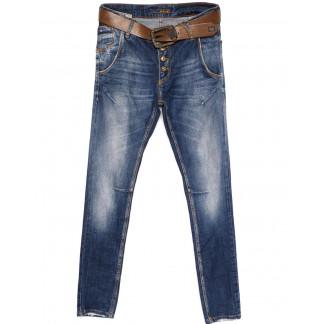 5298 Whats Up (29-34, полубатал 7 ед.) джинсы женские весенние стрейчевые Whats Up: артикул 1076109