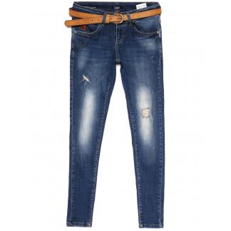 9310-566 Colibri (25-30, 6 ед.) джинсы женские весенние стрейчевые Colibri: артикул 1076111