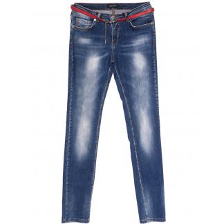 1358-В-481 Angelina Mara (28-33, полубатал 6 ед.) джинсы женские весенние стрейчевые Angelina Mara: артикул 1076124
