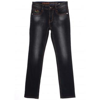 5848 Crossness чёрные (25-30, подросток 6 ед.) джинсы для мальчика осенние стрейчевые Crossness: артикул 1076896