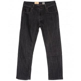 1238 Laque (33-42, полубатал, 6 ед.) джинсы мужские осенние стрейчевые Laque: артикул 1082493