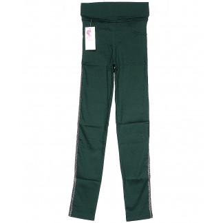 0515 зеленые X (42-46, 3 ед.) лосины женские осенние Лосины: артикул 1082809
