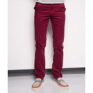 0014-0013 LS красные вельветовые молодежные брюки (27-34, 8 ед.) LS: артикул 1084432