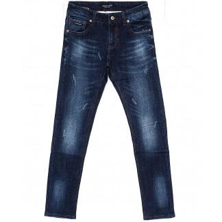 1033 Mark Walker джинсы мужские с царапками терка осенние стрейч - котон (29-36, 7 ед.) Mark Walker: артикул 1086509