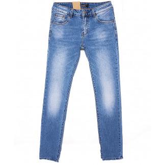 2066 Fang джинсы мужские с теркой весенние стрейчевые (29-36, 8 ед.) Fang: артикул 1087812