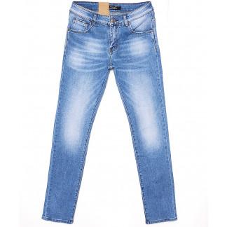 2071 Fang джинсы мужские с теркой весенние стрейчевые (29-36, 8 ед.) Fang: артикул 1087818