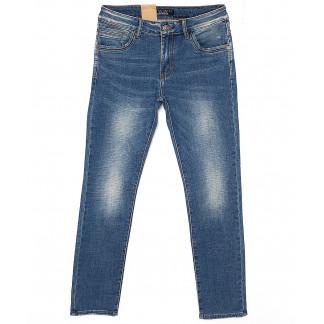 2055 Fang джинсы мужские с теркой весенние стрейчевые (29-36, 8 ед.) Fang: артикул 1087822