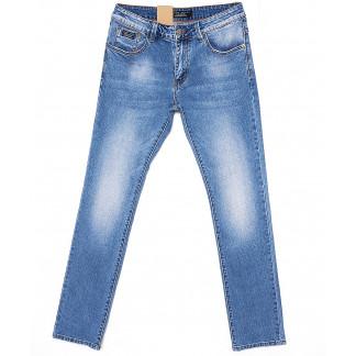 2065 Fang джинсы мужские с теркой весенние стрейчевые (30-38, 8 ед.) Fang: артикул 1087824