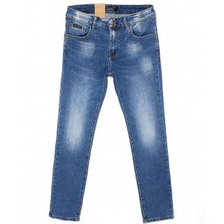 2033 Fang джинсы мужские с теркой весенние стрейчевые (29-36, 8 ед.) Fang: артикул 1087829