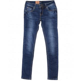 0604 Raketka джинсы женские с низкой посадкой весенние стрейчевые (25-30, 6 ед.) Raketka: артикул 1088177