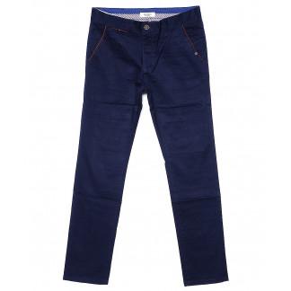 0672-1 Disvocas брюки мужские батальные синие весенние стрейчевые (32-36, 8 ед.) Disvocas: артикул 1089688